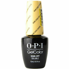 OPI GelColor GC T73 One Chic Chick 0.5oz. Soak Off Gel Nail Polish