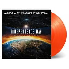 Independence Day - Rinascita - Colonna sonora (Numerata 180g Orange 1LP Vinile)