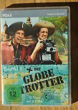Die Globetrotter - Staffel 1 - PIDAX Serien Klassiker 2 DVDs