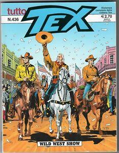 TUTTO TEX collezione completa dal 1985 - dal n.1 al n. 500 inclusi