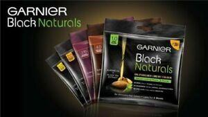 Garnier Black Naturals Oil Enriched Cream Hair Colour - CHOOSE HAIR COLOR