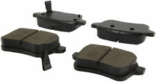 Centric Posi-Quiet Brake Pad Set Rear For 14-18 Fiat 500L #105.17220