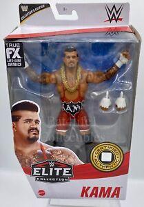 WWE Mattel Elite 85 CHASE KAMA New!! Free S/H!