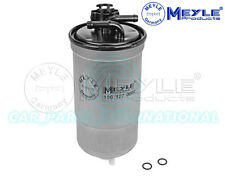 Meyle Fuel Filter, In-Line Filter 100 127 0007