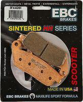 Kymco Grand Dink 125 2012 - 2015 EBC FRONT Sintered Disc Brake Pads SFA142HH