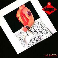 SHOGUN - 31 Days +2 / New CD AOR / Melodic Rock, Yaya,Virginia Wolf; FM