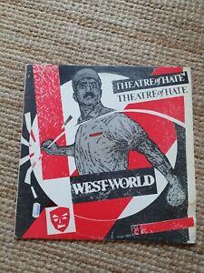 Theatre of Hate - Westworld - 1982 UK LP