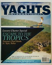 Yachts International Escape to Tropics Panama Belize April 2016 FREE SHIPPING JB
