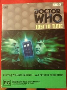 Doctor Who - Lost In Time (DVD, 2010, 3-Disc Set)