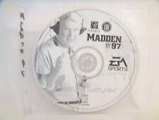 Madden NFL 97 - Sega Saturn - Disc only