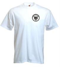 Camiseta de fútbol de selecciones nacionales blanco talla M
