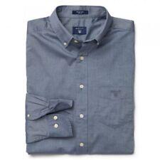 Camicie casual e maglie da uomo blu GANT taglia XL