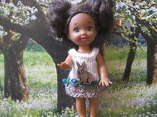 Sammlungsauflösung shelly kelly barbie Ostern Puppenkleid Puppenstube Handarbeit