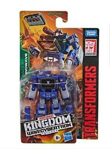 Soundwave Transformers War for Cybertron Kingdom Core *IN STOCK Toy Sale In Hand
