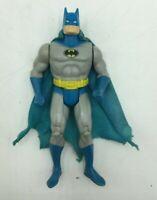 Vintage 1984 Kenner DC Super Powers Batman Original Action Figure w/Cape