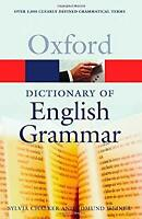The Oxford Dictionary Of English Grammar (Oxford Paperback Reference) (Oxford Qu