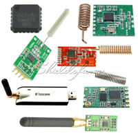 CC1101 433Mhz/868Mhz Wireless USB RF Transceiver Module/IC Transmission Antenna