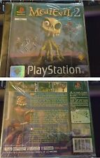 MEDIEVIL 2 PLAYSTATION PSX PSONE PS1 PS2 PS3 COMPLETO PAL ITALIANO