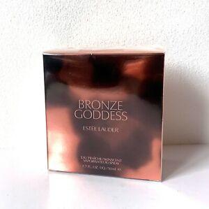 BNIB Estee Lauder Bronze Goddess Eau Fraiche Skinscent 50ml spray
