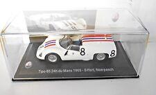 MASERATI TIPO 65 24H DU MANS 1965 SIFFERT NEERPASCH - 1/43  Leo Models