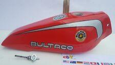 BULTACO SHERPA T GAS TANK NEW BULTACO SHERPA FUEL TANK 158 159 182 183 190 191