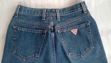 Marciano Guess Womens Vintage 80s Tapered Mom Jean Denim High Rise Usa 31W