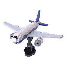 NEW NANOBLOCK Airliner Plane Nano Block MicroSize Building Blocks NBM-013 500 pc