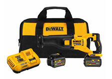 DEWALT DCS388T2 FLEXVOLT 60V MAX Brushless Reciprocating Saw Kit