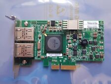Double port GbE GE iSCSI Toe PCIe x4 Dell H914R Broadcom BCM95709A0907G