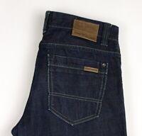 PME LEGEND Herren TR460-DRS Gerades Bein Jeans Größe W33 L32 ASZ1514
