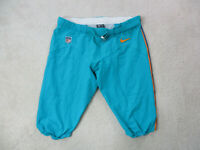 Nike Miami Dolphins Pants Size 44 Green Football Team Issue Game Worn Used A2