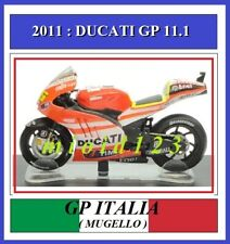 2011 - 1/18 - ROSSI - DUCATI DESMOSEDICI GP 11.1 B Version - Mugello - Diecast