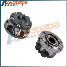 Free Wheel Hub Hubs Lock for Mitsubishi Triton L200 4x4 Pajero 28 Splines 2pcs