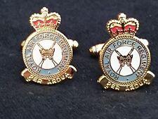 RAF Regiment Royal Air Force Cufflinks