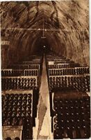 CPA  Collection Champagne Pommery & Greno -Reims -Une galerie de vins...(245157)