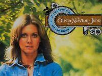 Olivia Newton John - If You Love Me Let Me Know - Original Vinyl LP Record Album