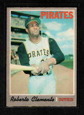 ROBERTO CLEMENTE 1970 O-PEE-CHEE (TOPPS PTD CANADA) PITTSBURGH PIRATES