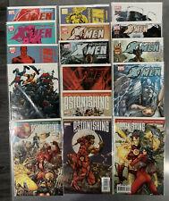 Astonishing X-Men 21,23-29 Astonishing Tales 1-4 Marvel Comics VF/NM Variants