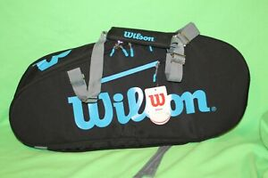 Wilson Ultra 9 Pack Tennis Bag New With Tags