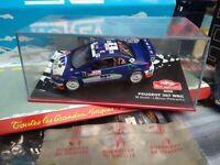 IXO 1/43 PEUGEOT 307 WRC #7 MONTE CARLO 2006 STOHL NEUF EN BOITE