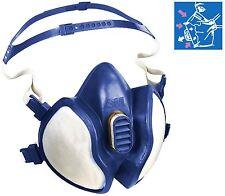 3m MONOUSO lackiermaske a1/p2 06941 3m protezione respiratoria Maschera
