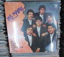 LOS MABIS DE J.BURCIAGA NI POR MIL PUÑADOS DEORO MEXICAN LP STILL SEALED GRUPERO
