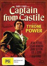 Captain From Castile (DVD, 2010)