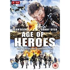 Age Of Heroes - DVD NEW & SEALED - Sean Bean, Izabella Miko & Danny Dyer