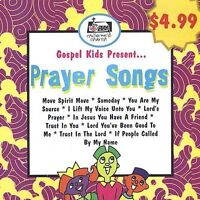 Gospel Kids-Prayer Songs  CD NEW