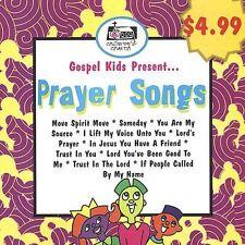 FREE US SHIP. on ANY 2 CDs! NEW CD Gospel Kids: Prayer Songs