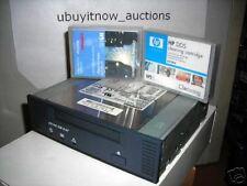 "COMPAQ 169024-001 DDS-4 DAT40 BLUE 5.25"" Internal Data Tape Drive + TAPES"