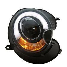 For BMW Mini Cooper R55 R56 07-13 HID Head Lamp Bi-xenon Projector And DRL C