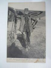 CPA LA GRANDE GUERRE 1914-15 WW1 ADOLPHE PEGOUD LE CELEBRE AVIATEUR SUR LE FRONT