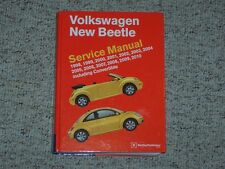2002 VW Volkswagen Beetle Shop Service Repair Manual TDI GL GLS GLX Sport Turbo